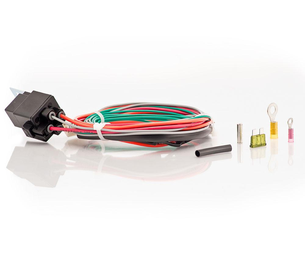Fan Relay Harness Excluding Thermo Switch Be Cool Radiator